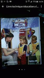 Livre éducation a l'enfance