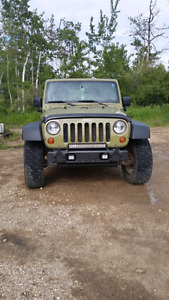 2013 Jeep Wrangler 2 door Sport