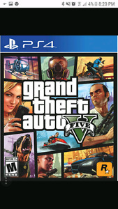 Looking for gta 5 dont matter the system ive got both