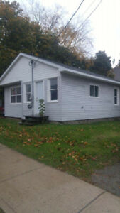 1 Bedroom house beside UNB and STU, available immediately