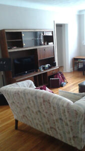 Room for rent in a 2 bedroom apartment!