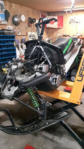 2006 arctic cat m7 parting out