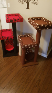===BRAND NEW=== Cat Trees ( 4 ready to go )