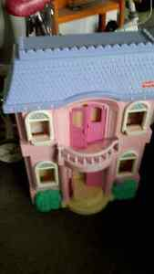 Maison de poupée Fisher-Price
