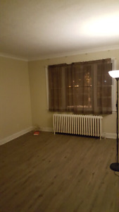 Renovated 1bedroom apartment 7 minutes to subway Victoria park s