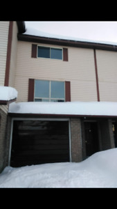 Upgraded 3 bedroom waterview townhouse for rent in Elliot Lake