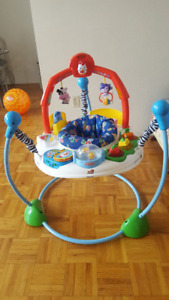 Fisher price very good Jumperoo