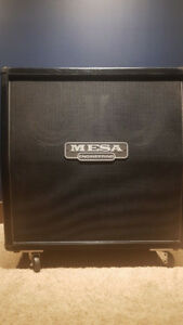 Mesa 4x12 Stiletto Cab