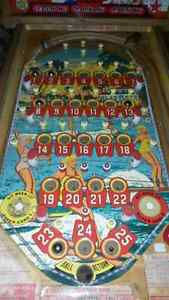 Bally Bingo Pinball machine CASH PAID Gatineau Ottawa / Gatineau Area image 5