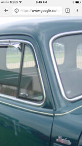 Wanted: Deluxe window trim '47 - '54