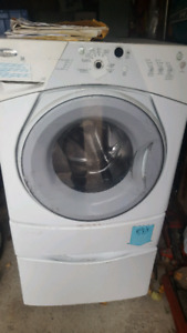 Whirlpool washer ..... Duel Sport.. Front load $150