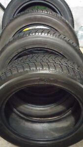 4 TOYO OBSERVE G-02 PlUS 235 55 19 winter tires for sale