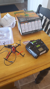 Ready to fly drone quadcopter good name brand rc