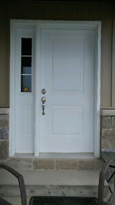 BEAUTIFUL EXTERIOR DOOR