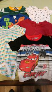18-24 month Boys shirts