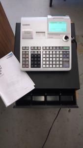 Casio PCR T2400 Electronic Cash Register -BRAND NEW