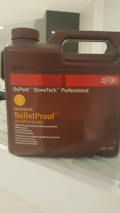 Dupont Stonetech proffesional sealer .