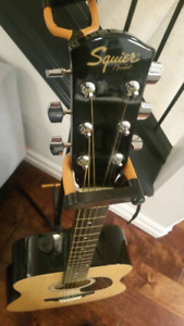 Squier by Fender Acoustic Guitar