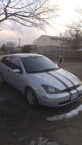 2000 ford focus standard safety e test