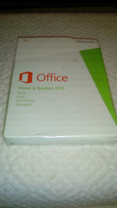 Microsoft Office, Home and Student 2013