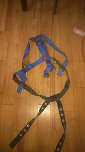 Brand new fall protection equipment