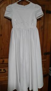 Communion Dress- size 7