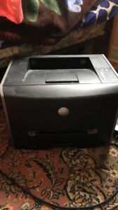 Selling desk and printers