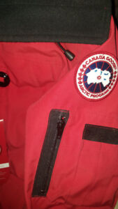Canada Goose RED Jacket !
