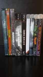 PS3 games and Steelbooks