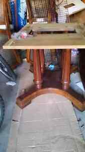 Dining table with 4 chairs  Peterborough Peterborough Area image 2