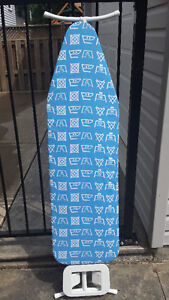 Ironing Board with Iron Rest and Super Clean Cover