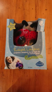 Cloud-b Twilight Ladybug Constellation Night Light - $25
