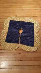 Christmas tree skirt Kitchener / Waterloo Kitchener Area image 1
