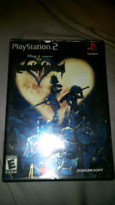 Kingdom of hearts for ps2