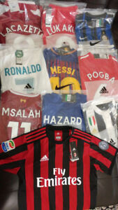 Soccer Jerseys (Both Adults and Kids Sizes)