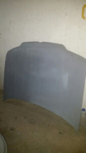 Hood for VW Jetta 00-04 primered ready for paint