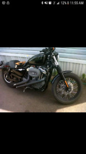 2010 Harley Davidson Nightster -REDUCED