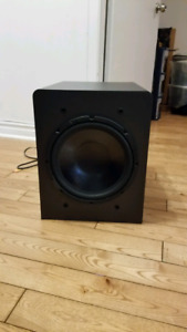 Subwoofer Velodyne 10 pouces