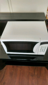 One year old Danby microwave