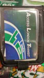 Bus pass london transit