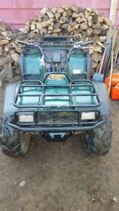 500 Arctic Cat 98 open to all trades 4000