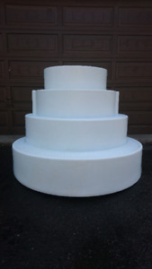 *SOLD* Wedding Cake Style  Swimming Pool Stairs