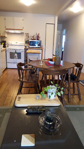 4 1/2 FOR RENT MARCH OR APRIL  AHUNTSIC MONTREAL