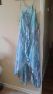 Women's Flowy Summer Dress Size XL