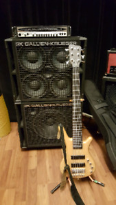 Warwick Corvette Basic GREAT DEAL REDUCED PRICE!!!