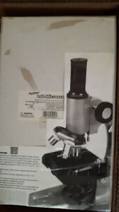 GeoVision Precision Optics Lab Microscope never opened