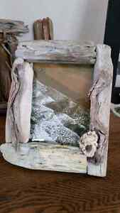 "Driftwood photo frame 5"" x 7 """