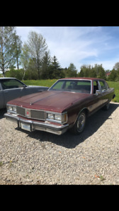 1982 Oldsmobile 98 Regency Brougham