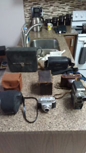 Antique Cameras - Full Collection