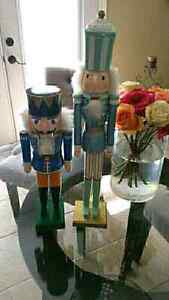 German Handcrafted Nutcrackers  Cambridge Kitchener Area image 1